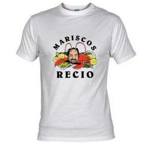 Camiseta de Mariscos Recio