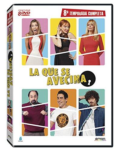 DVD Temporada 8 Completa