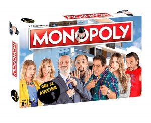 Monopoly de La Que Se Avecina