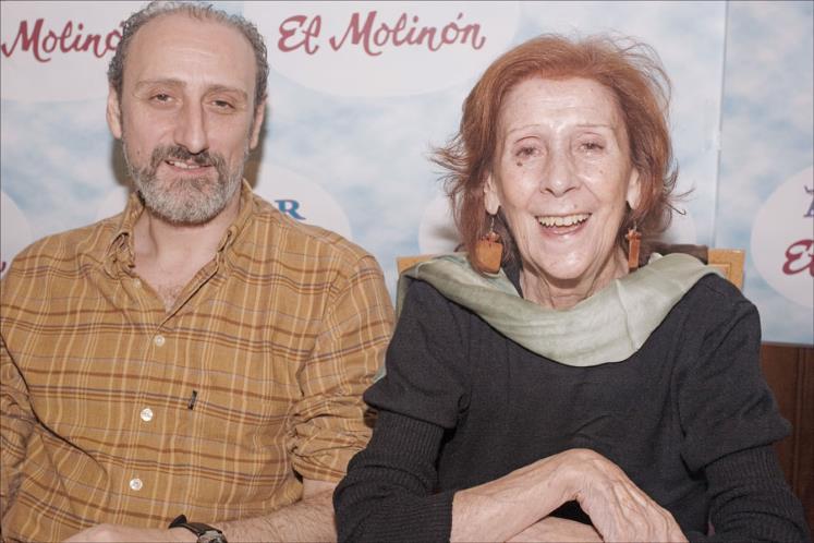 Mariví Bilbao y José Luis Gil