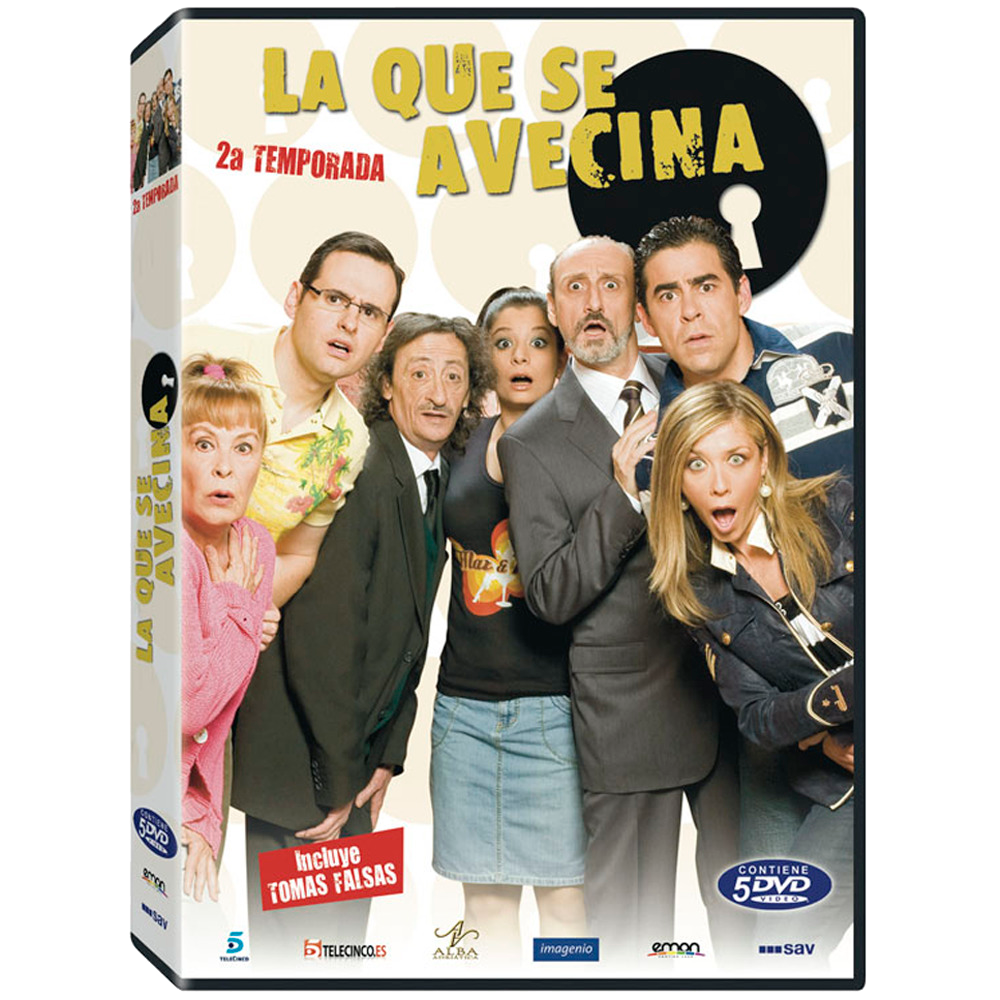 DVD Temporada 2