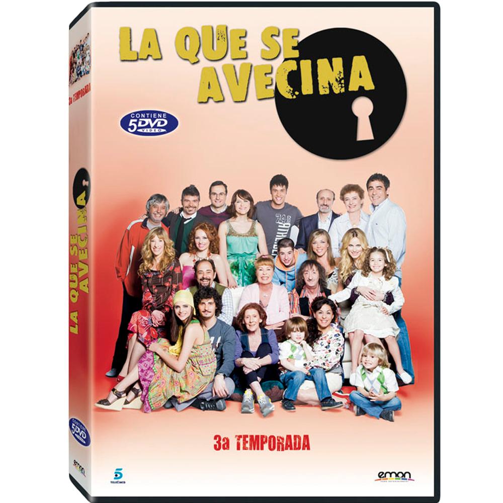DVD Temporada 3
