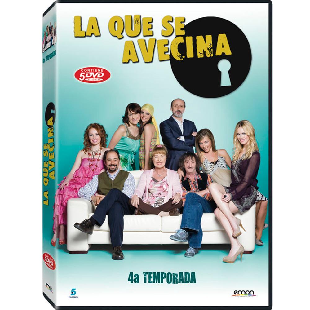 DVD Temporada 4