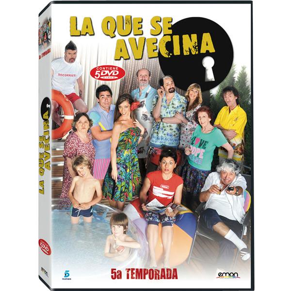 DVD Temporada 5