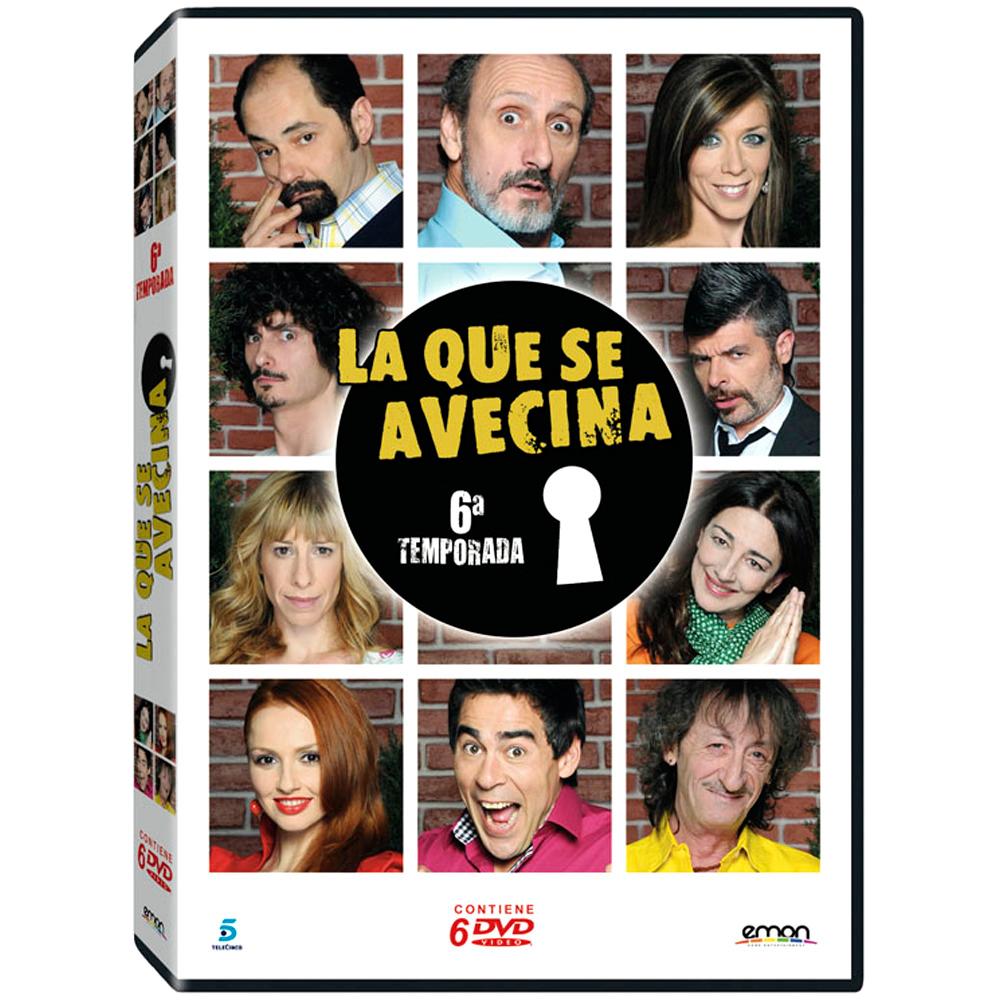 DVD Temporada 6