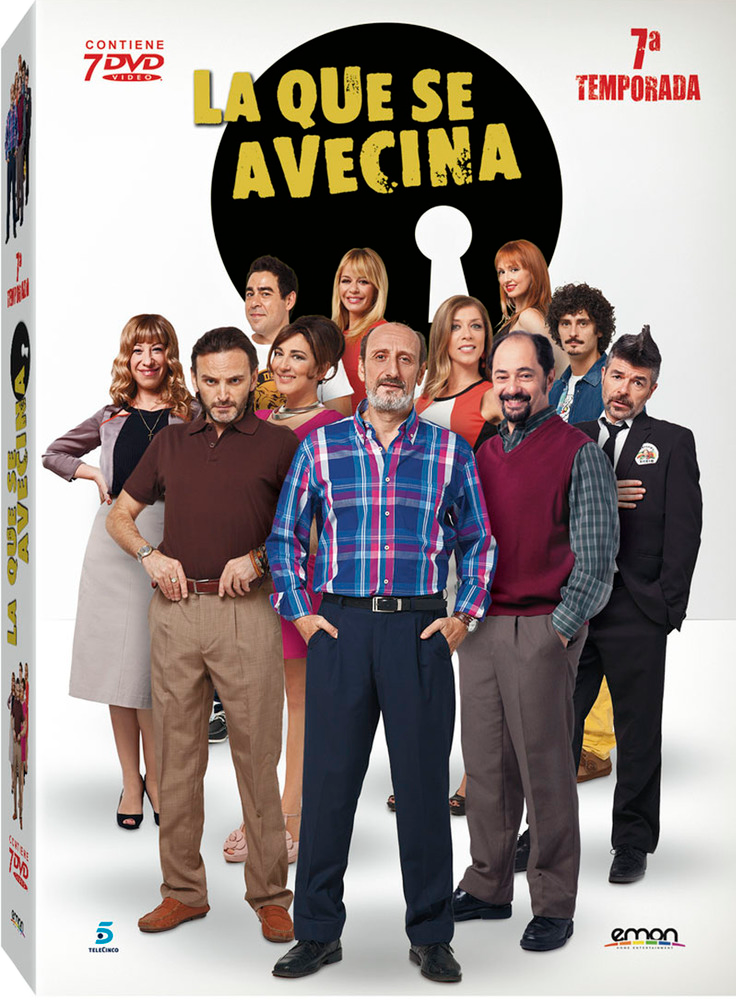 DVD Temporada 7