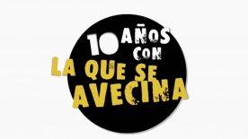 Diez Años LQSA Amador y el Amor