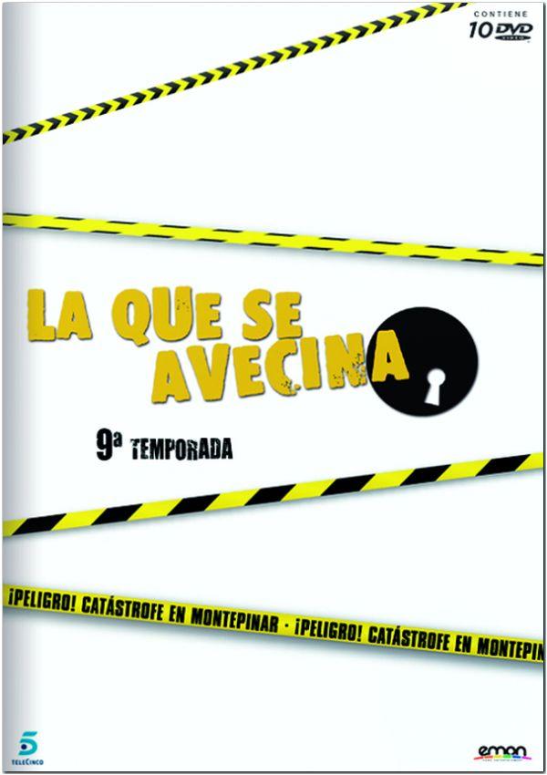 DVD Temporada 9 Completa