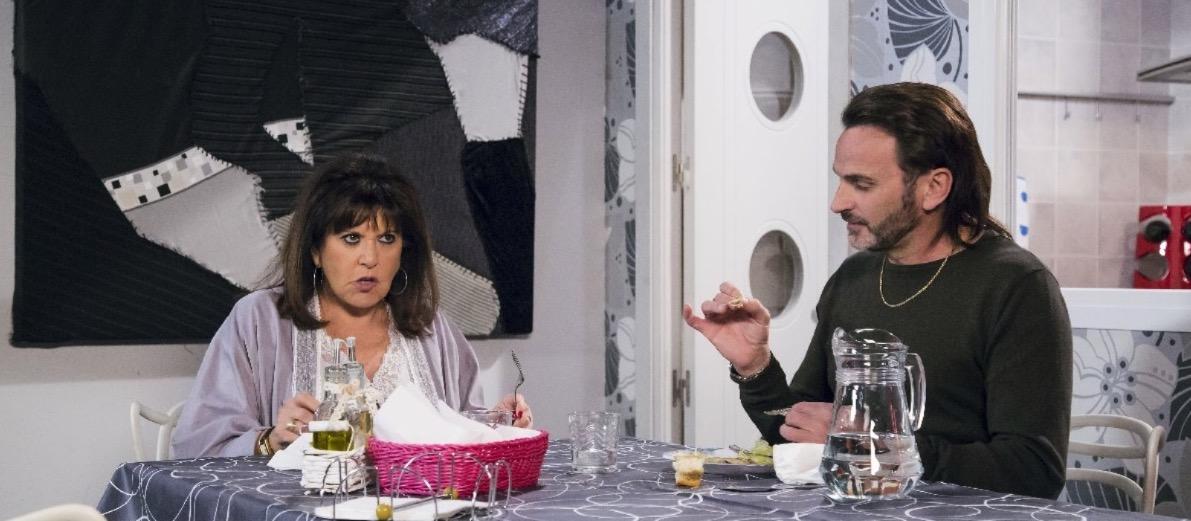 Lola Y Javi Lo Hacen En El Bano.N Gram Top 5 La Que Se Avecina Lola Y Javi Hacen El Amor