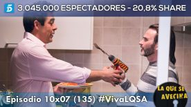 LQSA 10x07 - Audiencias