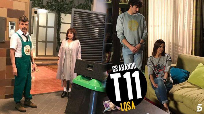 Grabando T11 - LQSA