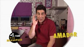 El Club de Los Mandangas 1x10 - Pablo Chiapella es Amador Rivas en LQSA