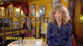 El Club de Los Mandangas 1x12 - Nathalie Seseña es Berta Escobar en LQSA