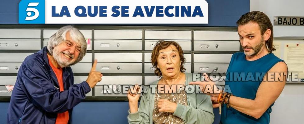 La Que Se Avecina - Nueva Temporada Próximamente en TeleCinco