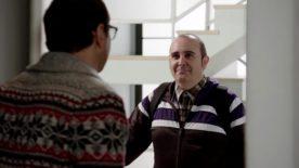 Carlos Areces en LQSA 11x02