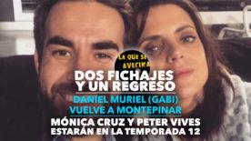 Fichas y Cameos Temporada 12 LQSA