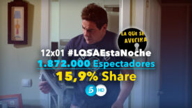 LQSA 12x01 - Audiencias