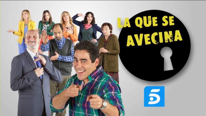 LA QUE SE AVECINA - Temporada 12