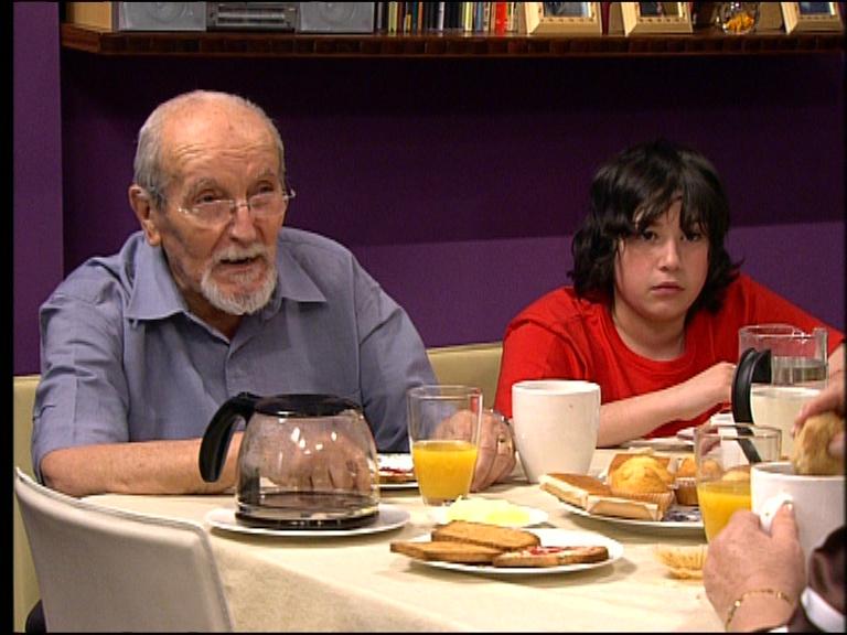 Manuel Andrés interpretó a Julián Pastor en LQSA